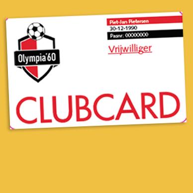 Gebruik zoveel mogelijk je clubcard
