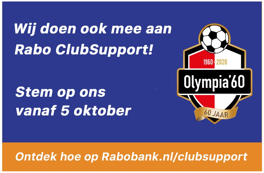 Rabo ClubSupport: Heb jij al gestemd ?