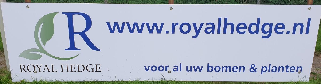 Royal Hedge verlengt sponsorpakket