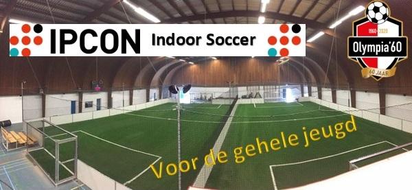 Ipcon Indoor Soccer Toernooi uitgesteld