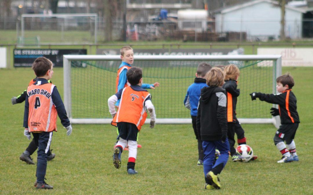 Velden OK: Zaterdag weer voetballen voor de jeugd !