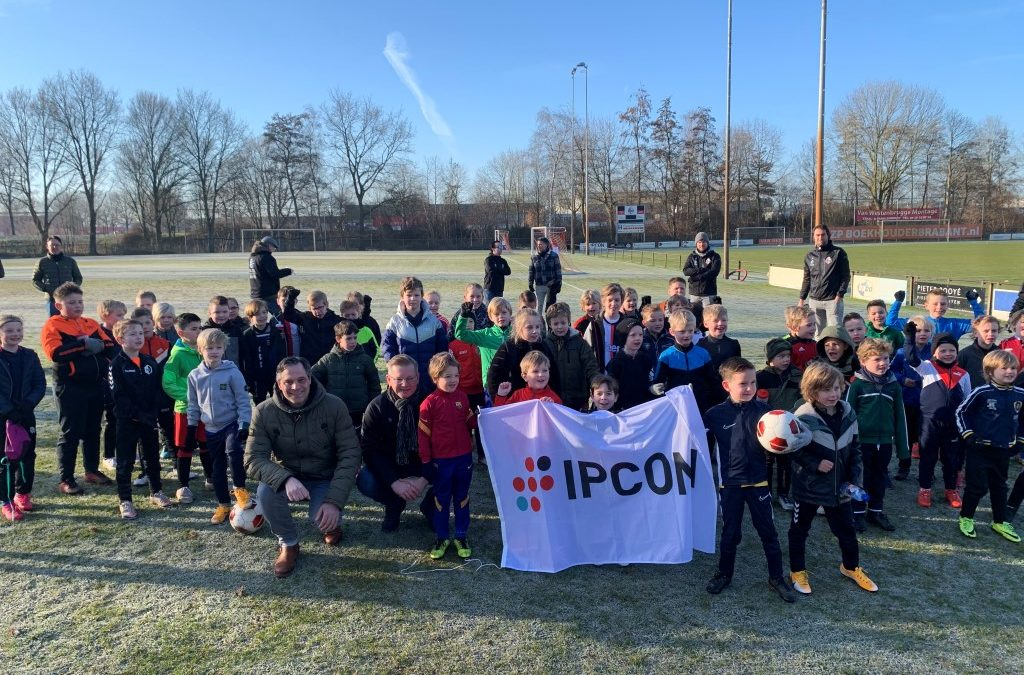 2e Ipcon Outdoor Soccer Toernooi; alle Olympia-jeugd in actie