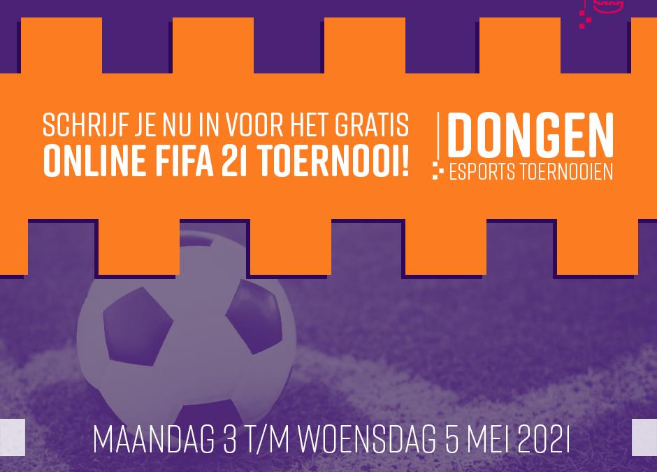 Wie wordt de beste FIFA21 speler van Dongen?