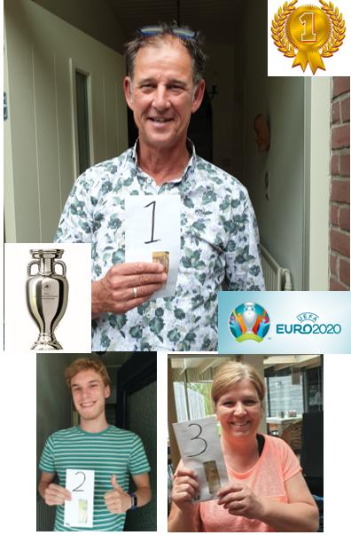 Ad Vermeulen wint #AllemaalOlympia EK pool