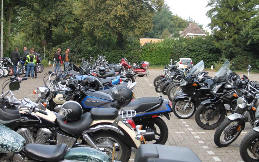 Mooie 2e Olympia Motor Ride